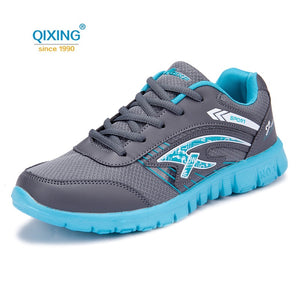 Women's Breathable Mesh Stability Athletic Shoes