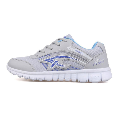 Image of Women's Breathable Mesh Stability Athletic Shoes