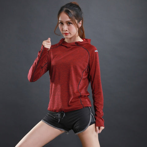 Women's Running and Sports Hoodie