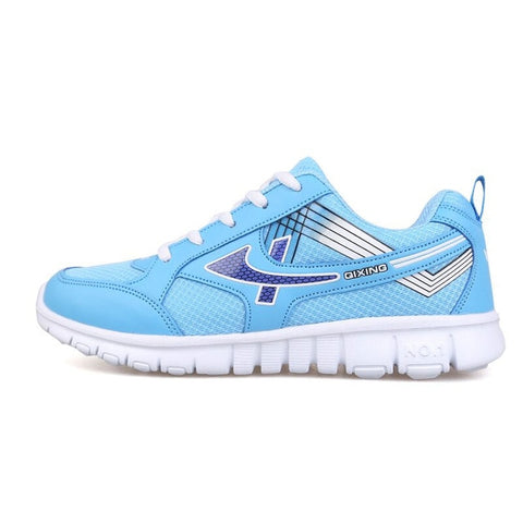 Image of Women's High-Performance Mesh Athletic Shoes