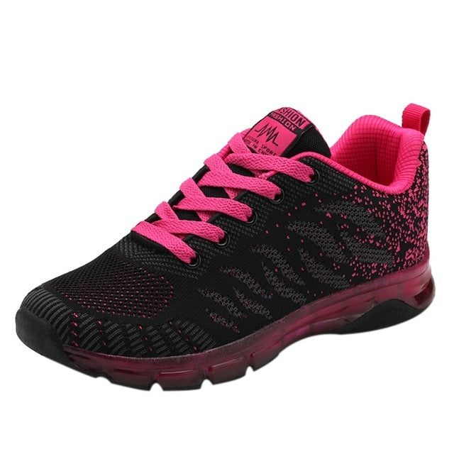 Women's air-cushioned shoe