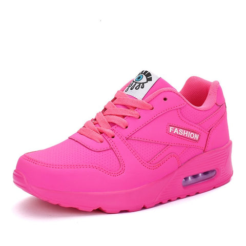 Women's Lightweight Outdoor Running Shoes