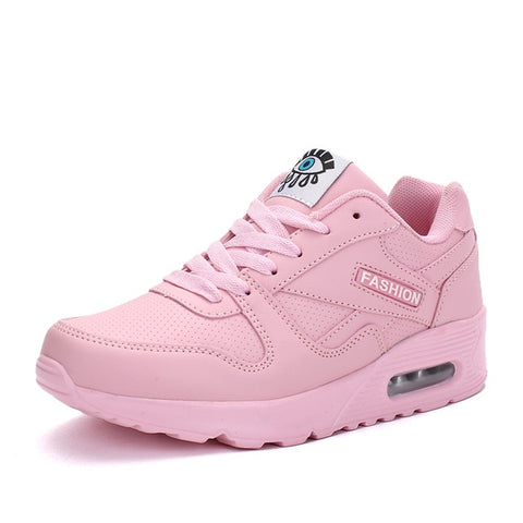 Image of Women's Lightweight Outdoor Running Shoes