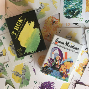 Fun Reimagined Card Game Combo Special: T RUN and Seven Meadows