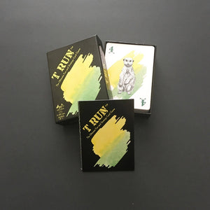 T RUN: The Ultimate Fun and Strategy Card Game