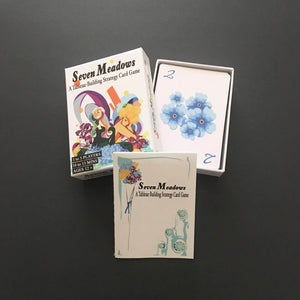 Seven Meadows: A Tableau-Building Strategy Card Game
