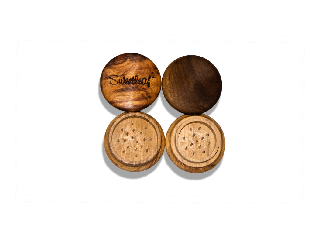 Wood Pocket Size Grinder