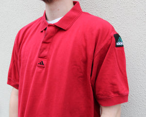 Vintage Adidas Equipment Polo Size Men's Large