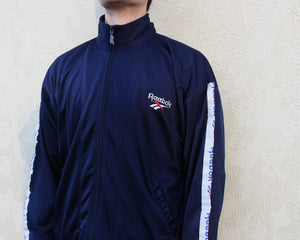 Vintage Reebok Track Top Size Men's Medium