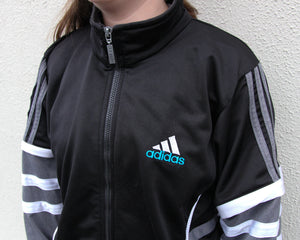 Vintage Adidas Track Top Size Women's Medium