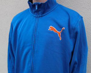 Vintage Puma Zip Sweatshirt Size Men's L/XL