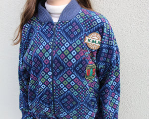 Vintage Kappa Fleece Size Women's Medium