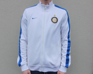 Vintage Nike Inter Milan Track Jacket Size Men's Medium