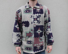 Load image into Gallery viewer, Vintage Fleece Jacket Size Men's Large