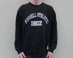 Vintage Russell Athletic Sweatshirt Size Men's Medium