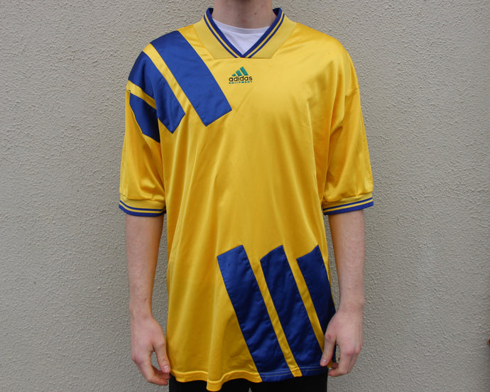 Vintage Adidas Equipment Template Jersey Size Men's Large