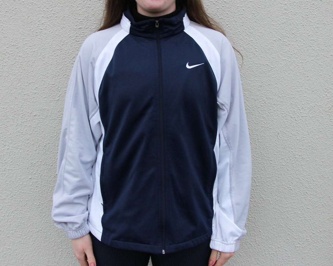 Vintage Nike Track Top Size Women's Medium