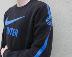 Nike Inter Milan Sweatshirt Size Men's S/M
