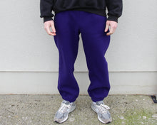 Load image into Gallery viewer, Vintage Sergio Tacchini Fleece Bottoms Size Men's Large