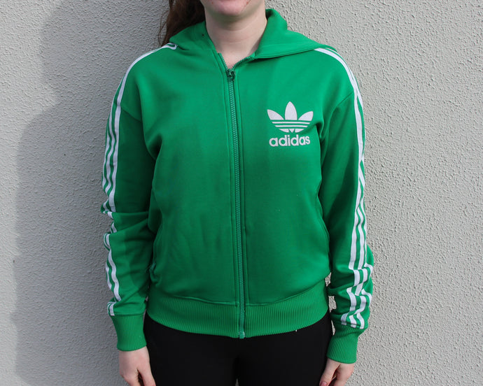 Vintage Adidas Originals Hoodie Size Women's Medium