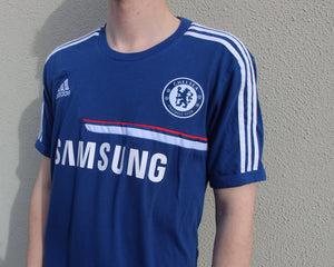 Adidas Chelsea FC T-Shirt Size Men's Large