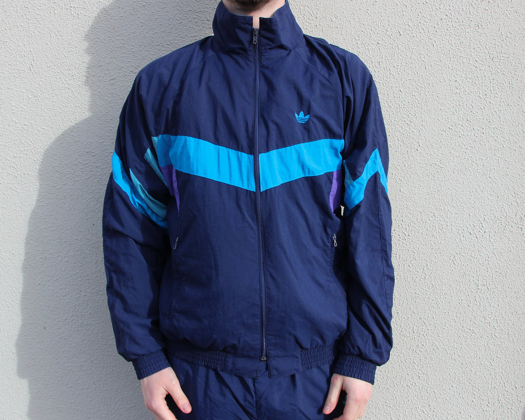Vintage Adidas Originals Full Tracksuit Size Men's Medium