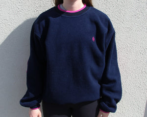 Vintage Fleece Sweatshirt Size Women's M/L
