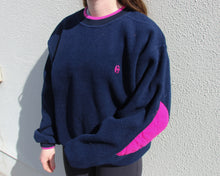 Load image into Gallery viewer, Vintage Fleece Sweatshirt Size Women's M/L