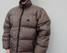 Load image into Gallery viewer, Vintage Adidas Puffer Jacket Size Men's XL