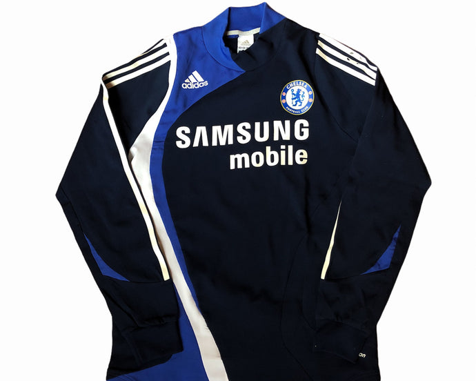 Adidas Chelsea Training Sweatshirt Size Men's Medium