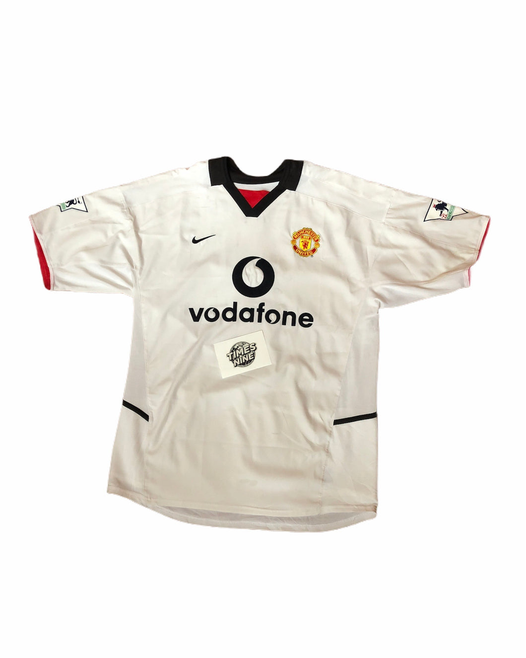 Nike Manchester United 2002/03 Away Shirt Size S/M