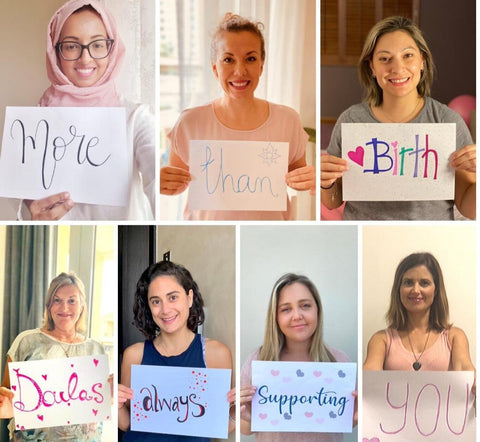More than birth doulas