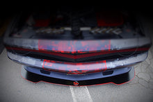 Load image into Gallery viewer, 2012+ UP Dodge Challenger V2 Aluminum Front Splitter