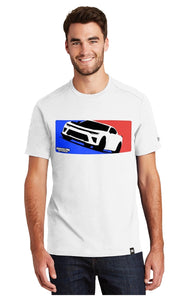 American Muscle Club T-shirt - Camaro, Challenger, Charger, Mustang