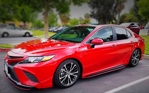 2018+ UP Toyota Camry 6 Piece Carbonfiber Bodykit