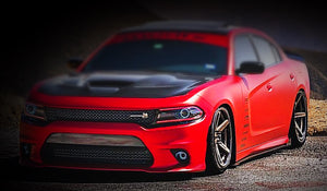 2012+ UP Dodge Charger 5 Piece Carbonfiber Bodykit