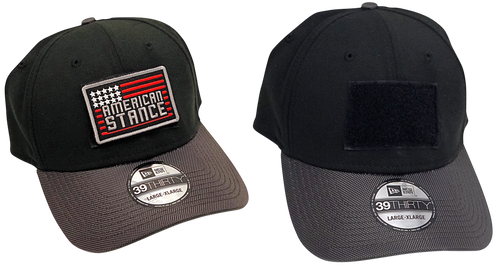 New Era 39Thirty Hook & Loop Baseball hat