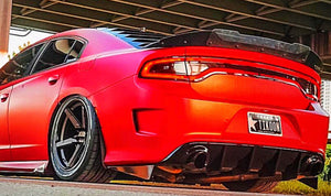 Rear Side Skirts