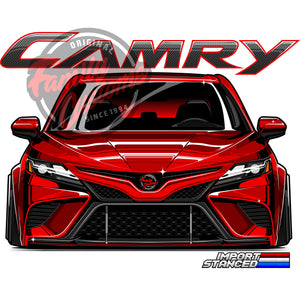 "Import Stanced ""Camry"" T-Shirts"