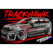 Load image into Gallery viewer, Track Hawk American Stanced T-Shirts