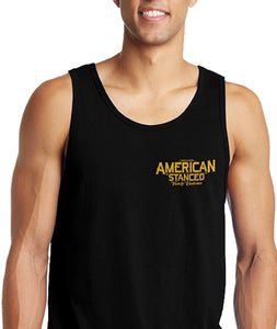 Limited Edition American Stanced Tank Tops
