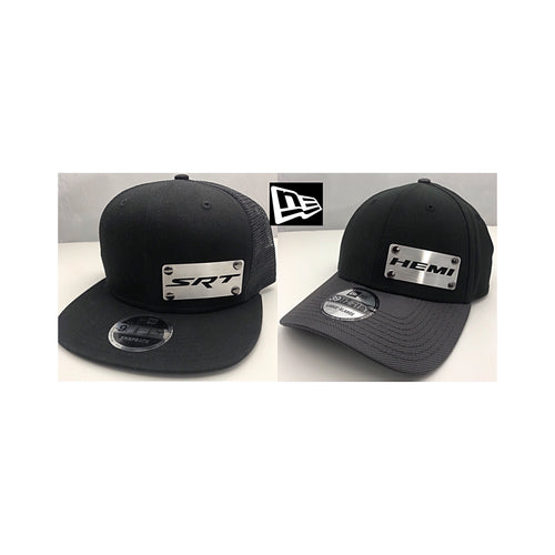 New Era Snapbacks Limited Edition Metal Hats