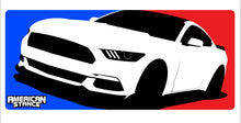 Load image into Gallery viewer, American Muscle Club Stickers- Camaro, Challenger, Charger, Mustang