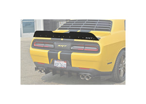 2015-20 Dodge Challenger 2-Layer Customizable Wicker Bill
