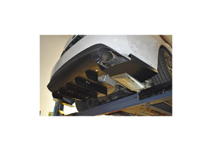 Toyota Corolla 2014-2018 (Gen 11) Chassis Mounted Rear Diffuser V2