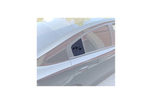 Load image into Gallery viewer, Dodge Charger Real Carbon Fiber Rear Window Covers