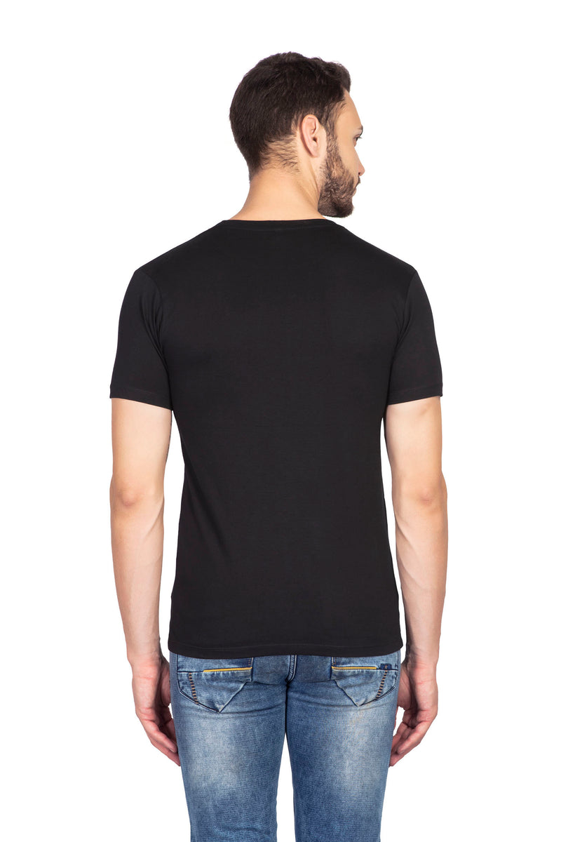 Things I Hate Men's Black Half Sleeve Geeky T shirts
