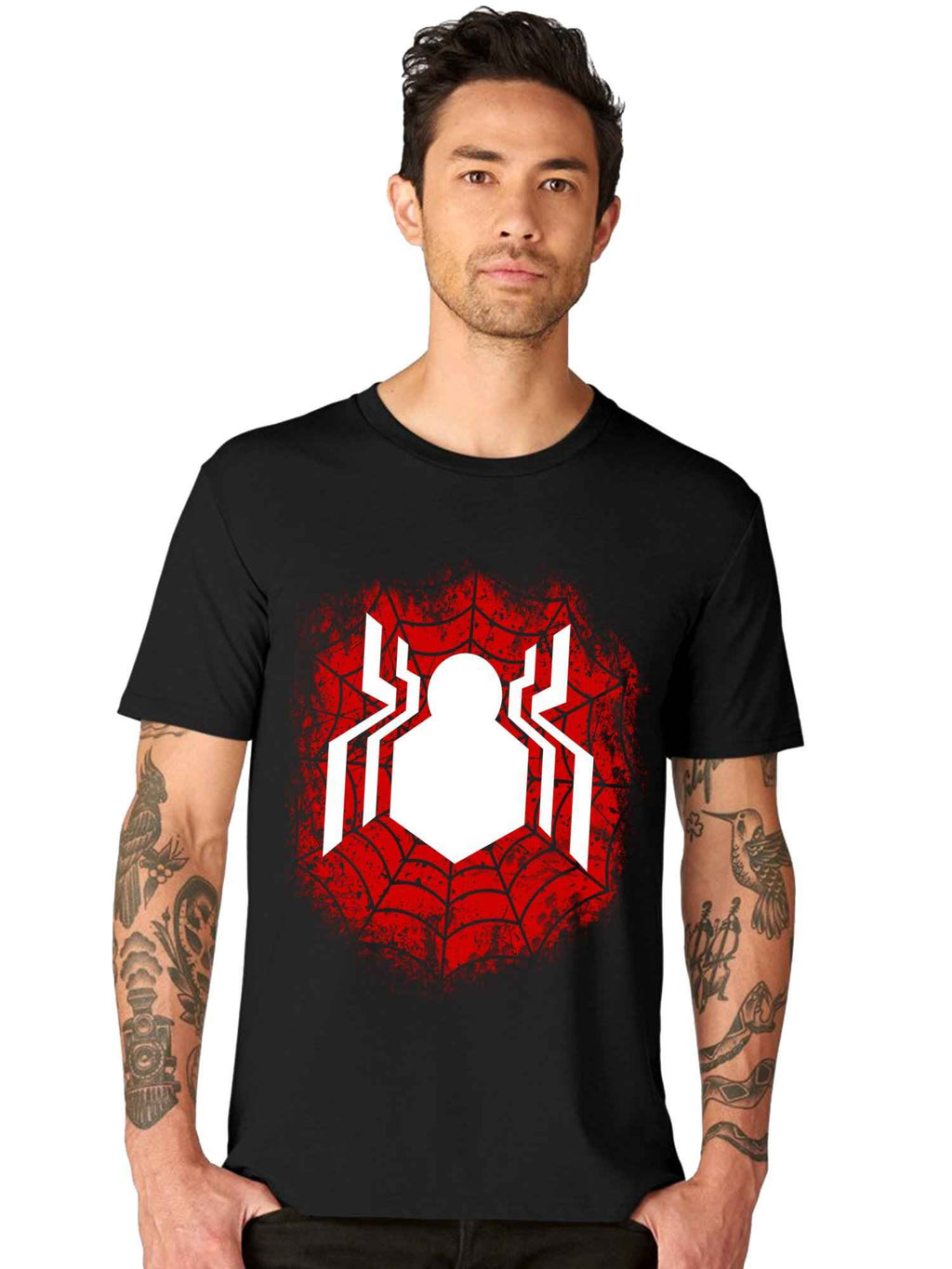 GID Far From Home Half Tshirt - bluehaat