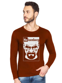 Breaking Bad Heisenberg Graphics Full Tshirt - bluehaat
