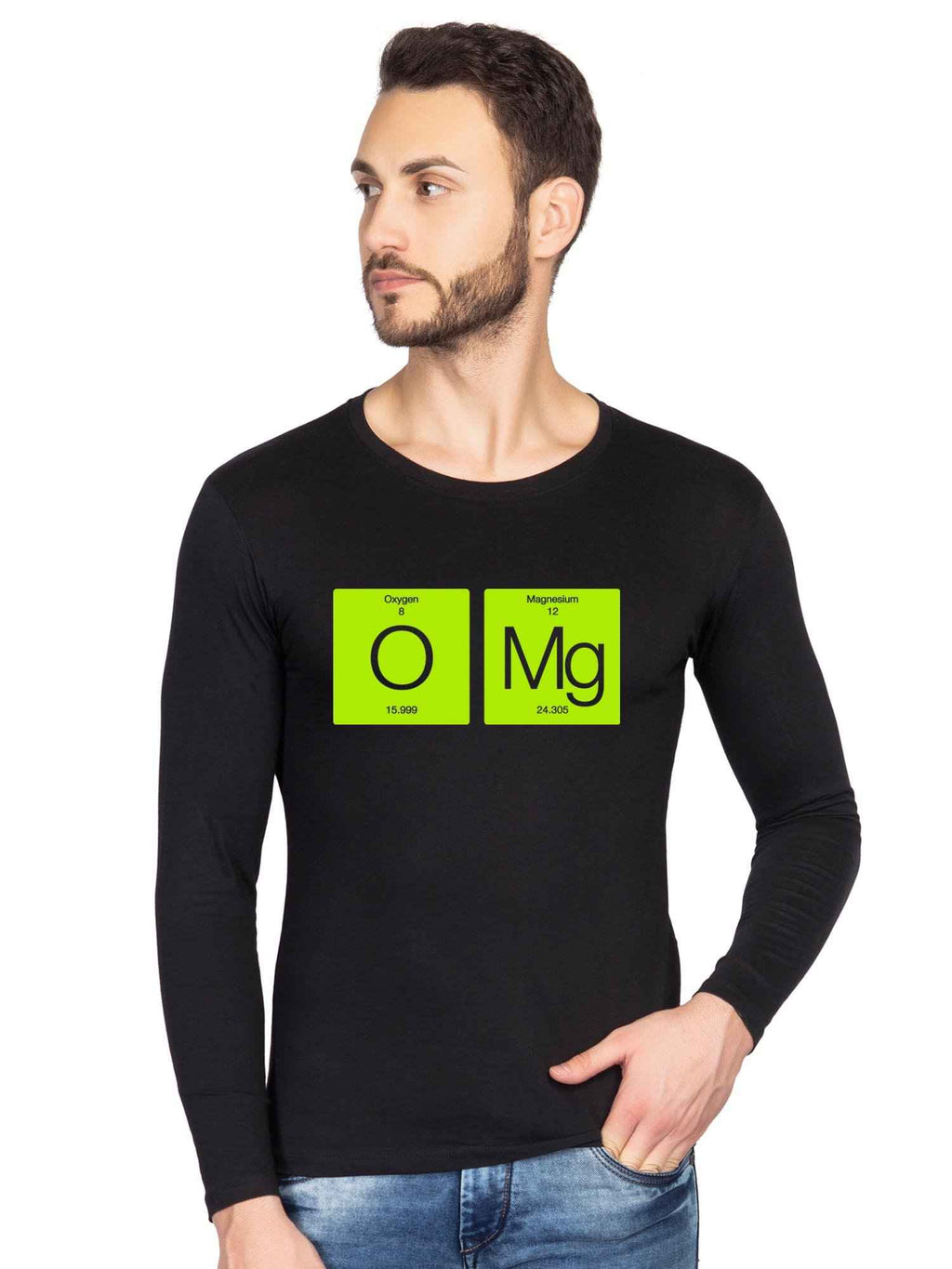 OMG Graphics Full Tshirt - bluehaat
